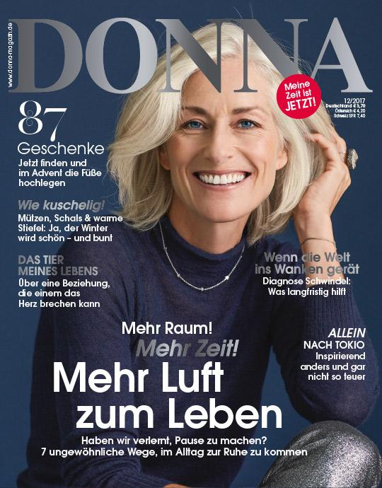 Aktuelle DONNA Ausgabe
