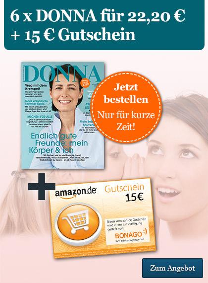 StickyAd DONNA + 15 € Gutschein