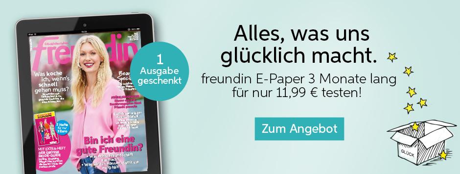 freundin E-Paper
