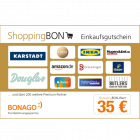 35 € ShoppingBON