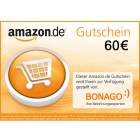 60 € Amazon.de-Gutschein