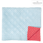 "Greengate Quilt Star ""pale blue"""