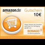 10€ Amazon.de Gutschein