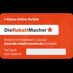 """Kostenlose Mitgliedschaft """"DieRabattMacher"""""""