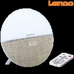 Lenco Uhrenradio mit Wecklicht