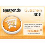 30 € Amazon.de Gutschein