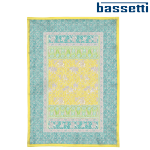 "Bassetti Plaid ""Jasmine V4"""