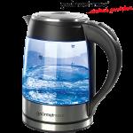 Gourmetmaxx LED Glas Wasserkocher
