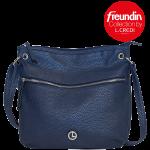 L.CREDI Messenger Bag