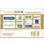 15 € ShoppingBon