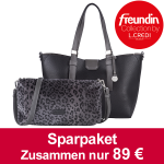 Shopper Bag-in-Bag von L.CREDI