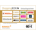 60 € ShoppingBON