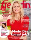 freundin - aktuelle Ausgabe 21/2018