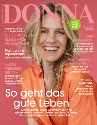 DONNA - aktuelle Ausgabe
