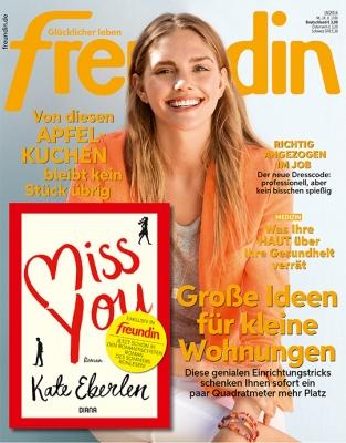 freundin - aktuelle Ausgabe