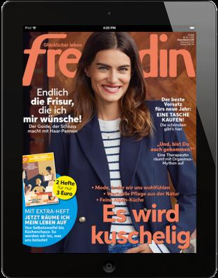 freundin - aktuelle Ausgabe digital