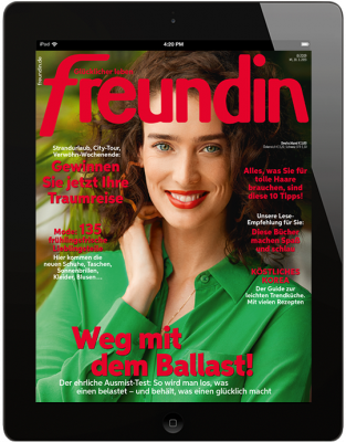 freundin digital - aktuelle Ausgabe 07/2019