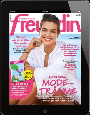 freundin digital - aktuelle Ausgabe 14/2018