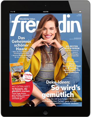 freundin digital - aktuelle Ausgabe 20/2019