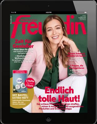 freundin digital - aktuelle Ausgabe 24/2018