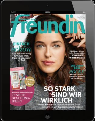 freundin digital - aktuelle Ausgabe 25/2019