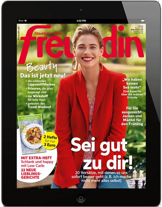 freundin digital - aktuelle Ausgabe 04/2019