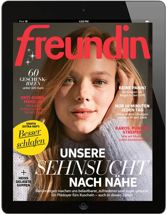 freundin digital - aktuelle Ausgabe